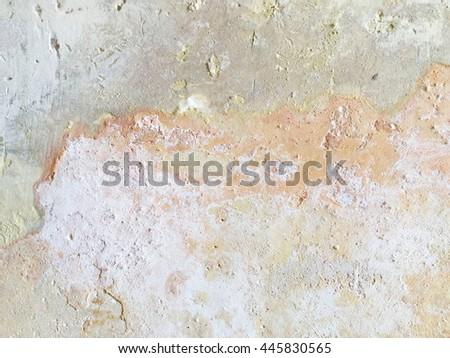 Old grunge concrete wall texture background.