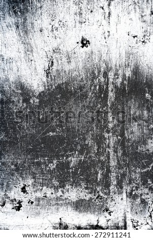 old grunge paper - stock photo