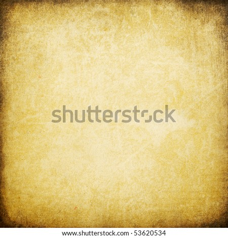 Old grunge paper background. - stock photo