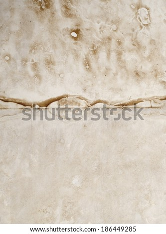 old grunge paper for background - stock photo