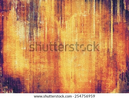 Old grunge textured background. With different color patterns: yellow (beige); brown; gray; purple (violet) - stock photo
