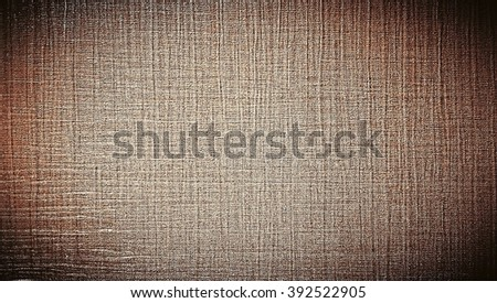 Old grungy and empty paper background of vintage yellow, black and red page texture from interesting book without text, clear space of retro color sheet pattern with rough surface - stock photo
