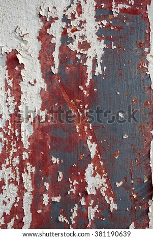 Old grungy and rusty texture  - stock photo