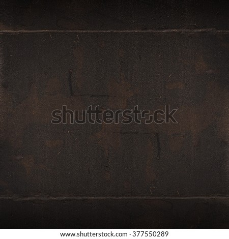 Old grungy metal surface - stock photo