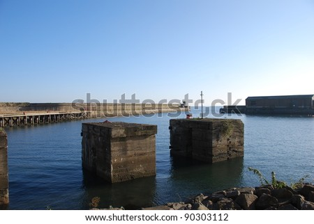 Old Harbour in Kirkcaldy