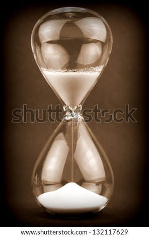 Old Hourglass