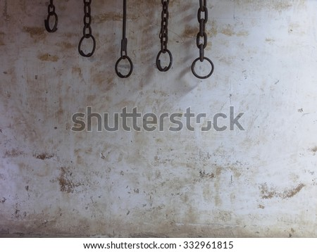 old Jail , old Prison - stock photo