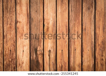Old Japanese wood for background