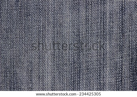 Old jeans texture - stock photo