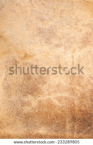 old leather background - stock photo