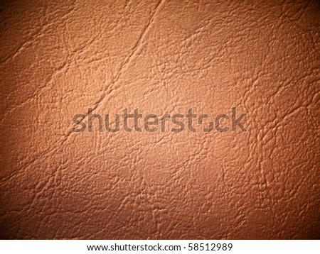 old light brown leatherette texture background