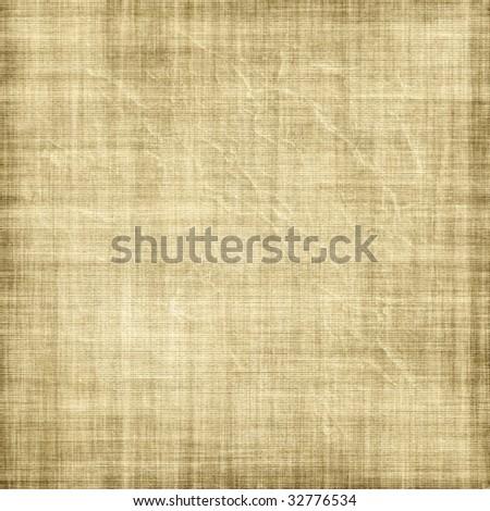 Old Light Linen, See Similar - stock photo