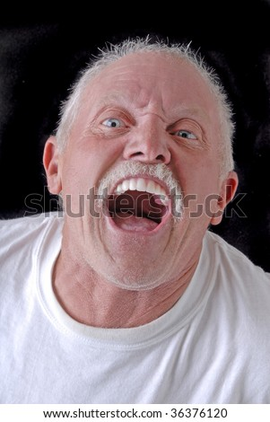 Stock Images similar to ID 36390508 - funny old man ...