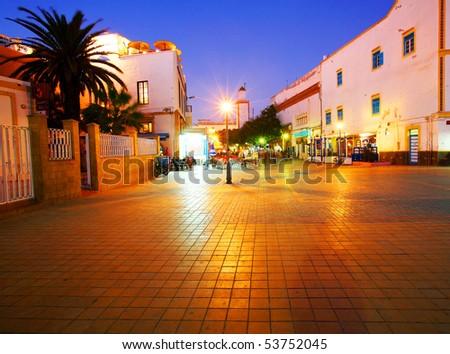 Old Medina of Essaouira - stock photo