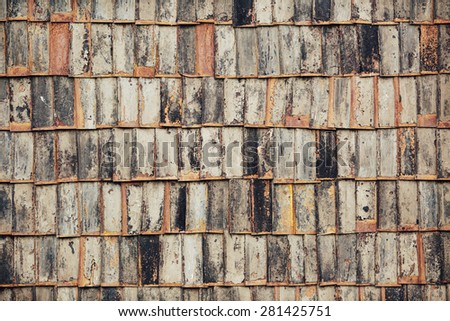 old metal panel textured  wallpaper background