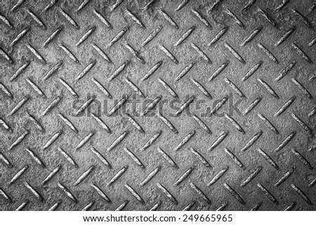 Old metal steel background - stock photo