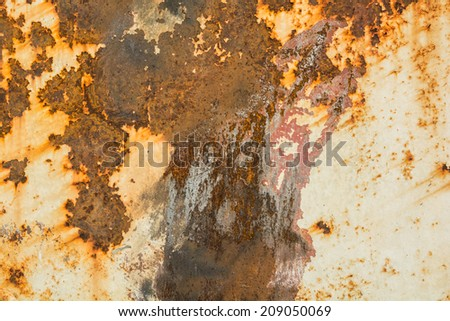Old metal texture for background - stock photo
