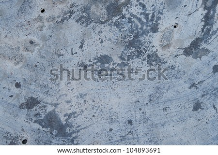 Old metal wall texture - stock photo