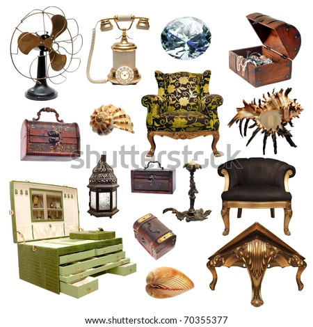 Vintage object stock photos images pictures shutterstock for Old objects
