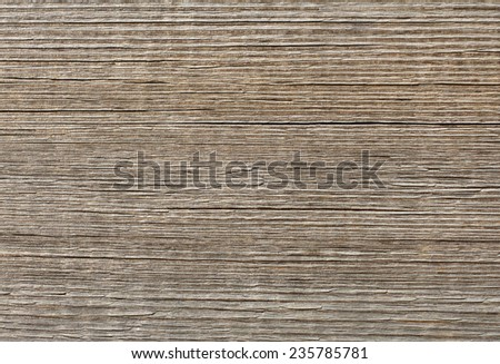 Old obsolete desk surface, natural. - stock photo