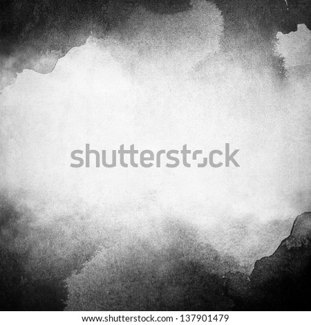 old paint background - stock photo
