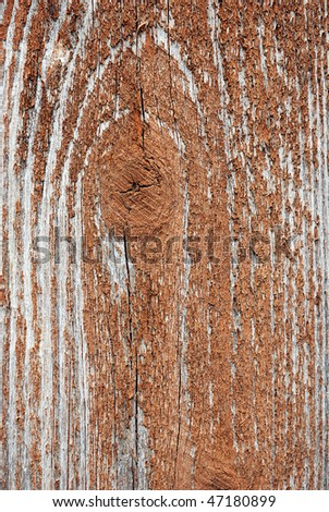 old painted wood texture - stock photo