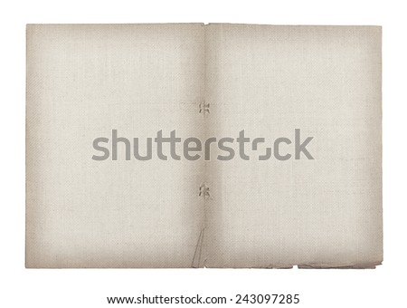 old paper and lenin texture isolated on white background , with clipping path  - stock photo