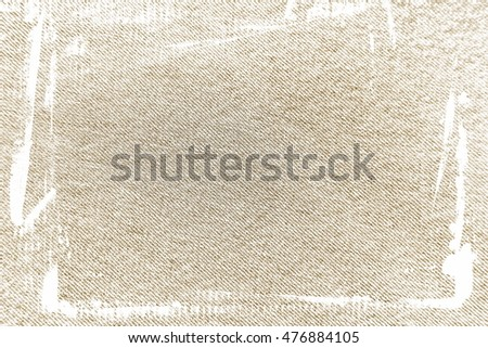 old paper background beige canvas fabric texture