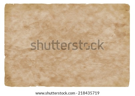 Old paper background. Raster  - stock photo