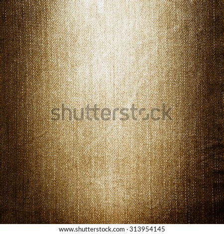 old paper canvas texture brown background - stock photo