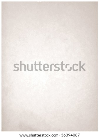 old paper texture over white background (series) - stock photo