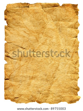 Old paper texture.Vintage grungy texture . - stock photo