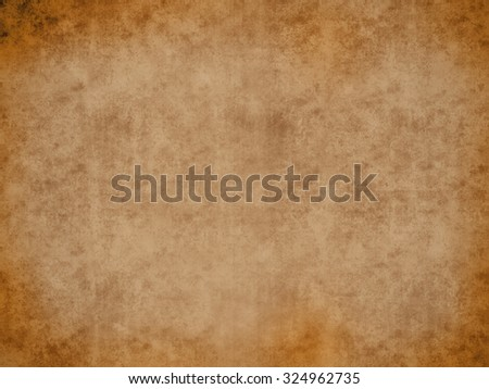 Old paper textures with space for text. - stock photo