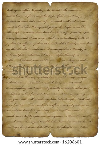 Old paper vintage - abstract background