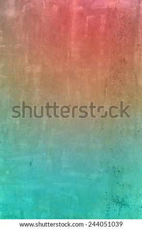 old paper with space for text or image - stock photo