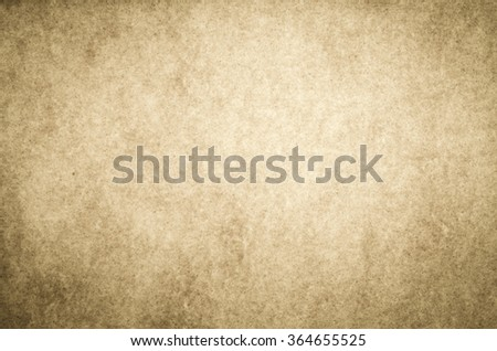Old parchment texture - stock photo