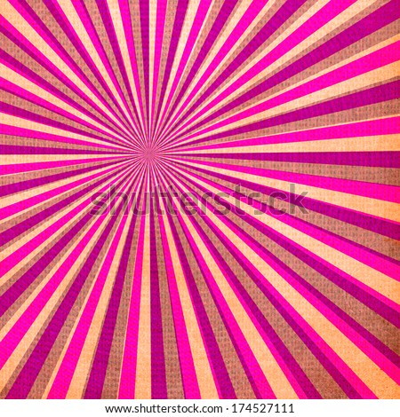 Old pink canvas soft pattern background - stock photo