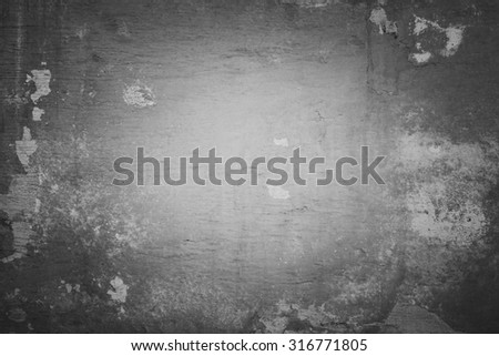 Old Plaster Wall Texture - stock photo