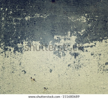 Old plaster wall texture background - stock photo