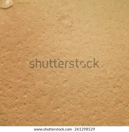 Old recycled paper texture. Paper background  - stock photo