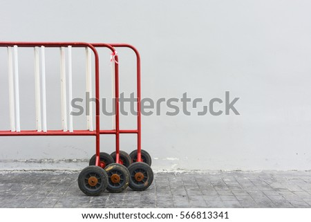 Prohibited Barrier Stock Photos Royalty Free Images
