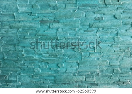 Old red brick wall texture front face - stock photo