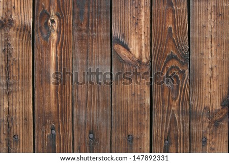old retro vintage wooden background  - stock photo