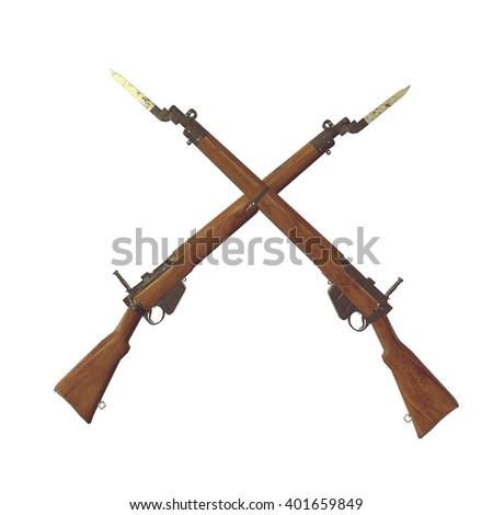 Old Fashioned Bayonet