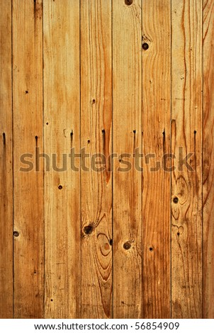 old rustic wood planks texture - stock photo