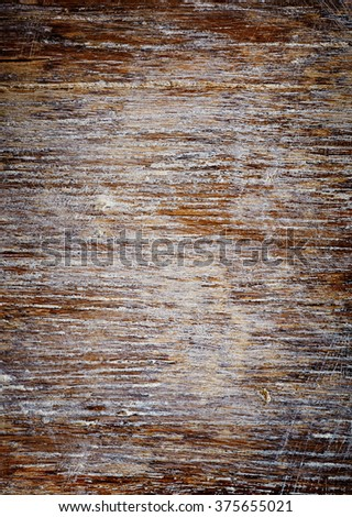 Old rustic wooden background. Oak wood - stock photo