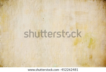 Old sandstone wall, grunge background - stock photo