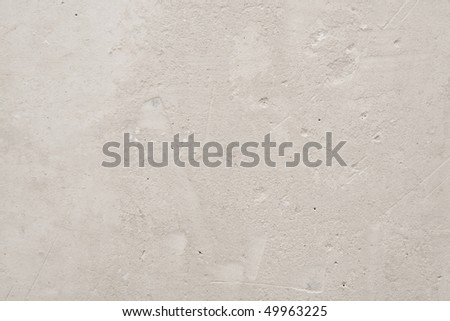 Old scratched concrete wall - stock photo