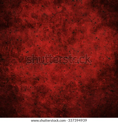 Old Shabby red Paper Texture for Background - stock photo