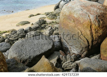 old solid stone background or stone background